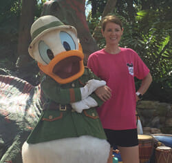 Kathryn Bradshaw Disney Travel Agent