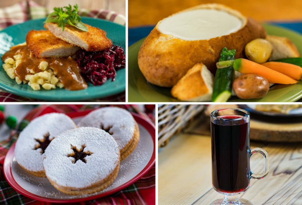 Foodie Guide to the 2020 Taste of EPCOT International Festival of the Holidays Germany